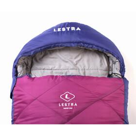 Lestra Athabaska Junior Schlafsack pink/violett